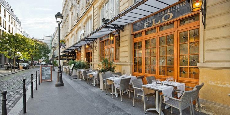 Brasserie Flo, Restaurant Paris Grands Boulevards #5