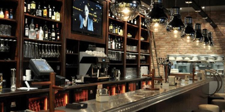 Café New-Yorkais, Bar Paris La Defense #1