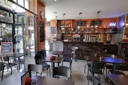 L'Autre Préau (FERMÉ), Bar Paris Réaumur #0