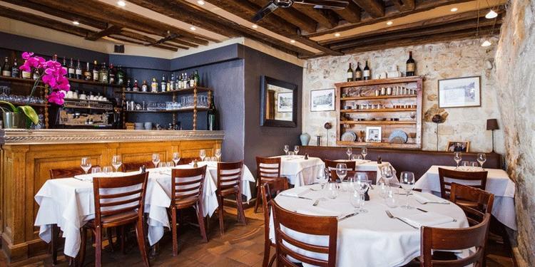 Le Caveau du Palais, Restaurant Paris Cité #0