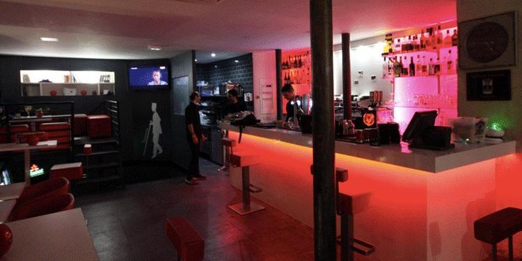 Le Dandy's Café, Bar Paris Beaubourg #0