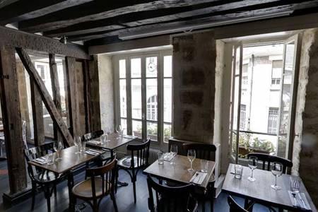 Postiche, Restaurant Paris Les Halles #0