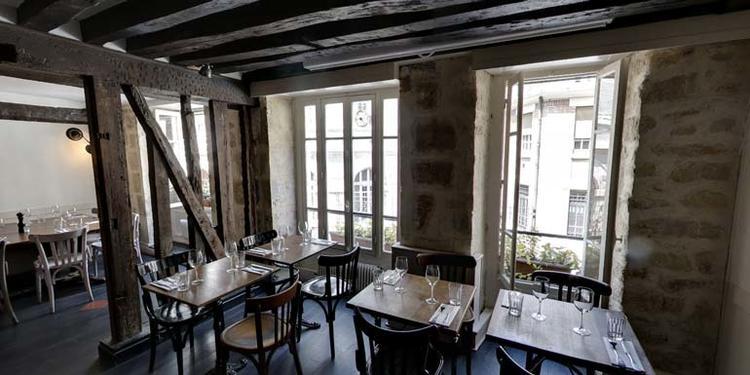 Postiche Restaurant, Restaurant Paris Les Halles #0