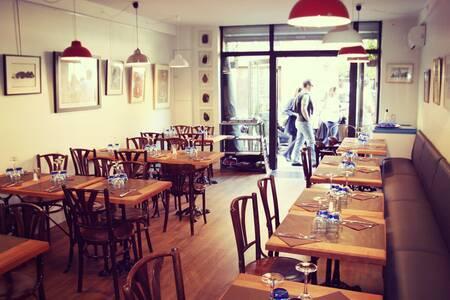 La Santine, Restaurant Toulouse La Daurade #0