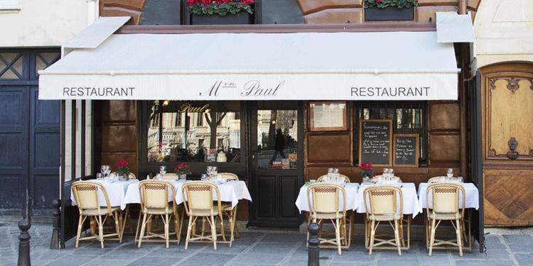 Le Restaurant Paul, Restaurant Paris Cité #0