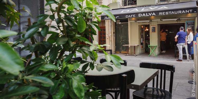 Le Dalva, Bar Paris Sentier #0