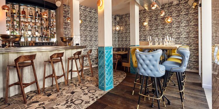 Istr, Restaurant Paris Marais  #0