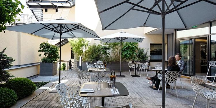 Courtyard By Marriott Paris Boulogne Restaurant, Restaurant Boulogne-Billancourt  #0