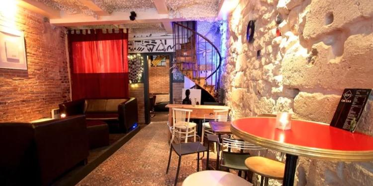 Le Sof's Bar, Bar Paris Sentier #0