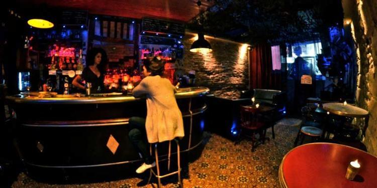 Le Sof's Bar, Bar Paris Sentier #0