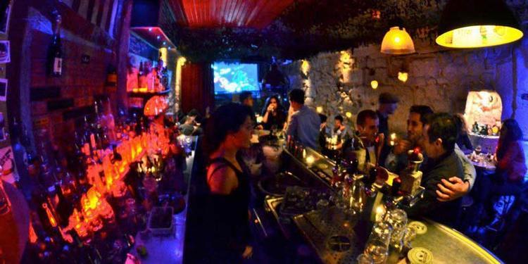 Le Sof's Bar, Bar Paris Sentier #2