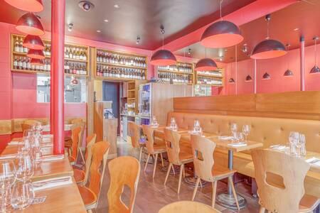 La Traboule, Restaurant Paris  #0