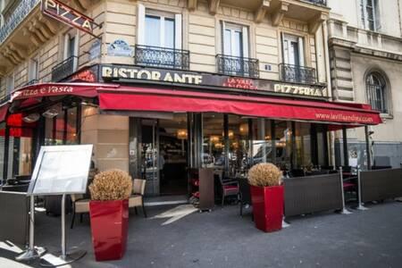 La Villa Andrea, Salle de location Paris Gare du Nord #0