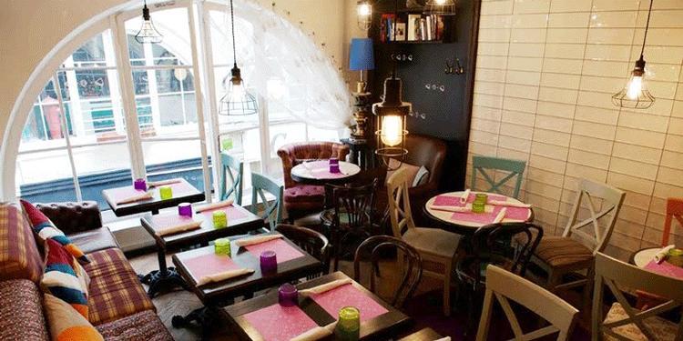 Babouchka, Restaurant Paris Opéra #0