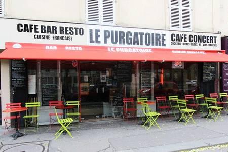 Le Purgatoire, Bar Paris Père-Lachaise #0