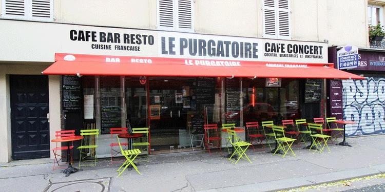 Le Purgatoire, Bar Paris Père-Lachaise #4
