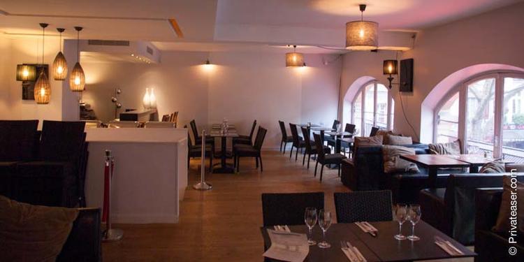 Le Café Joly, Restaurant Paris Châtelet #0