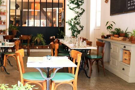 Le 44, Restaurant Marseille Opéra #0