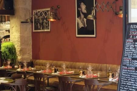 Le Bistro Dalpozzo, Restaurant Nice Carré d'or #0