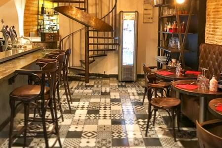 Le Bistrot D'Alberto, Restaurant Marseille Opéra #0