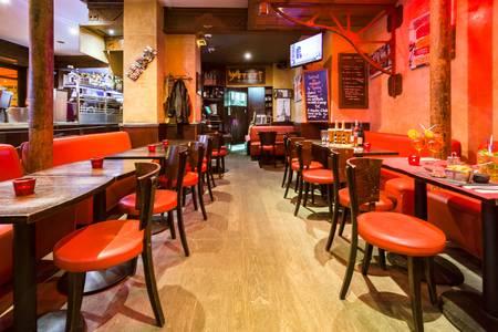 Le Renard Café, Bar Paris Hotel de Ville #0