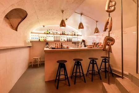 Hammam Bar, Bar Paris Belleville #0