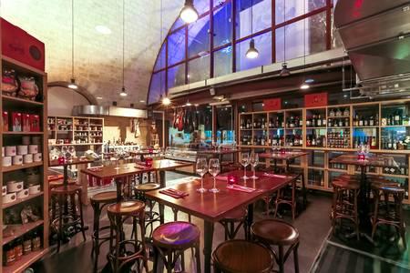 Le Jamon Jamon (FERMÉ), Bar Paris Gare de Lyon #0