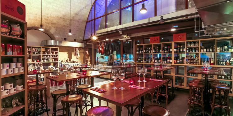 Le Jamon Jamon, Bar Paris Gare de Lyon #0