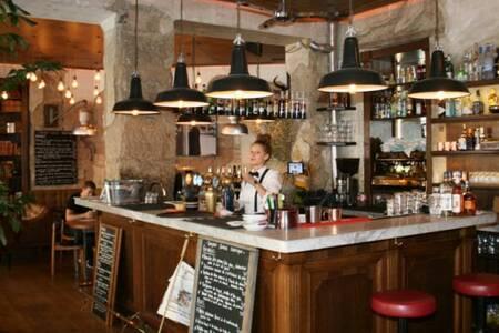 Le Cce, Restaurant Nice Petit Marais Niçois #0