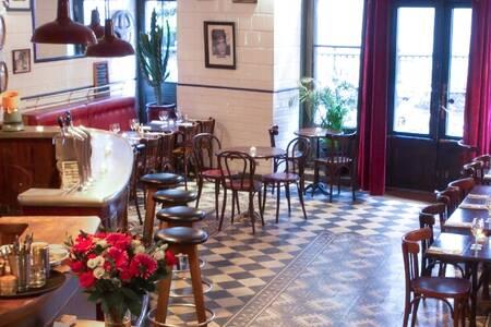 Hôtel du Nord, Restaurant Paris  #0