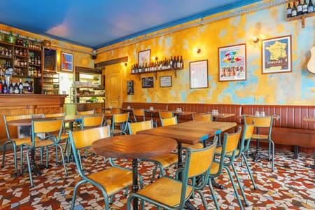 Le Charabia, Restaurant Bordeaux Hôtel de Ville-Quinconces #0