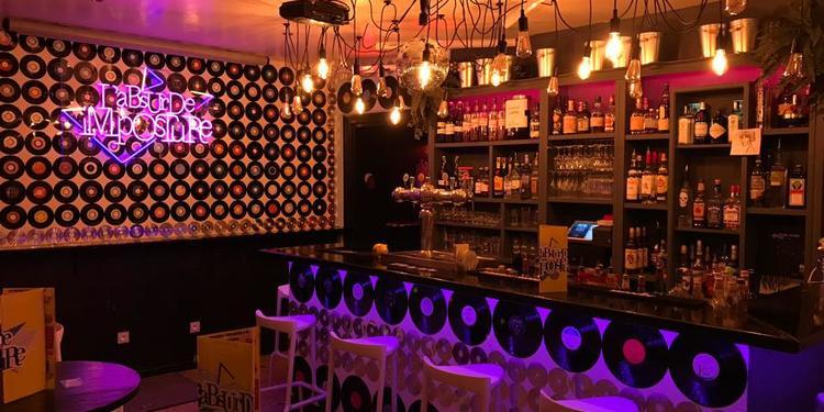 L'Absurde Imposture, Bar Paris Sacré-Coeur #0