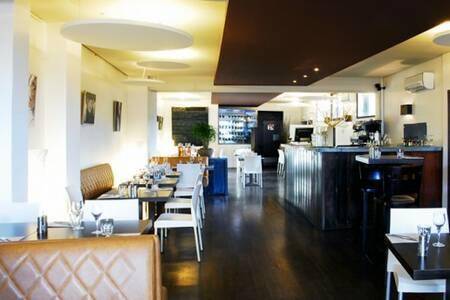Le Cinq, Restaurant Montpellier Les Arceaux #0