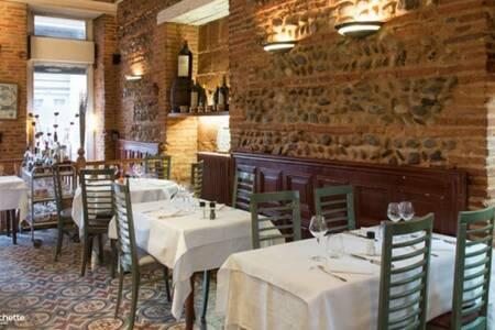 Le Colombier, Restaurant Toulouse Matabiau #0