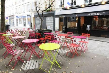 Le Gabin, Bar Paris Montmartre #0