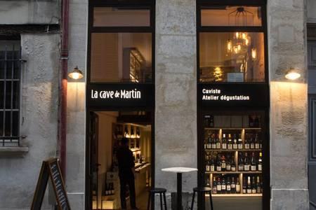 La Cave de Martin, Bar Paris Montorgueil #0