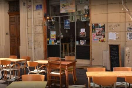 Le Couz'In, Restaurant Marseille Le Cours Julien et de La Plaine #0