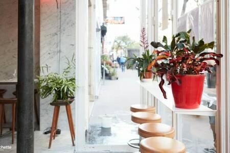 Le Dauphin, Restaurant Paris Folie-Méricourt  #0
