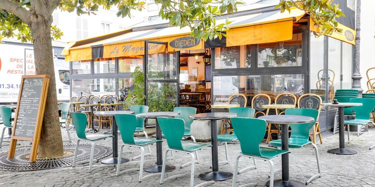 Le Magnolia d'Eden, Bar Paris Saint-Blaise #8