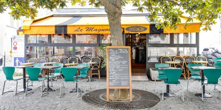 Le Magnolia d'Eden, Bar Paris Saint-Blaise #7