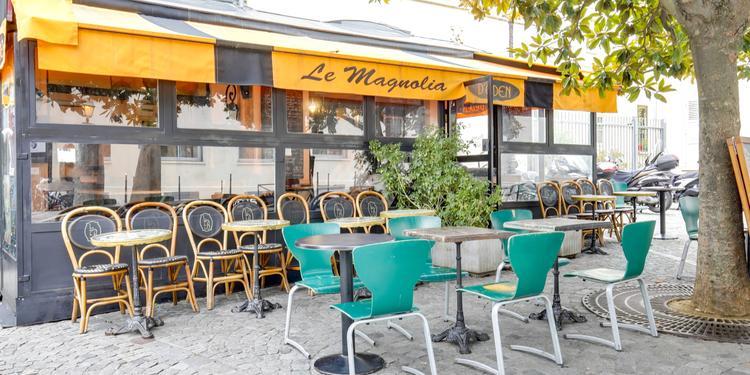 Le Magnolia d'Eden, Bar Paris Saint-Blaise #9