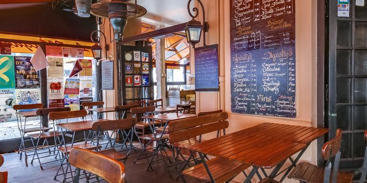 Le Magnolia d'Eden, Bar Paris Saint-Blaise #0