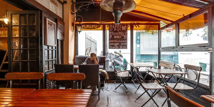 Le Magnolia d'Eden, Bar Paris Saint-Blaise #2
