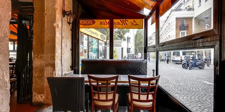 Le Magnolia d'Eden, Bar Paris Saint-Blaise #4