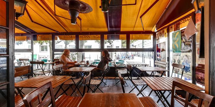 Le Magnolia d'Eden, Bar Paris Saint-Blaise #3