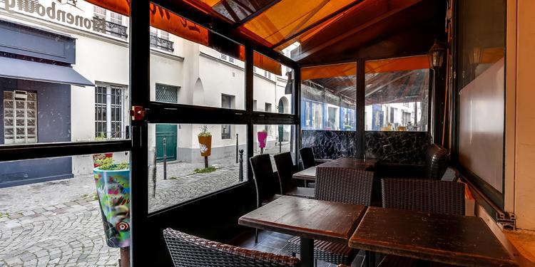 Le Magnolia d'Eden, Bar Paris Saint-Blaise #6