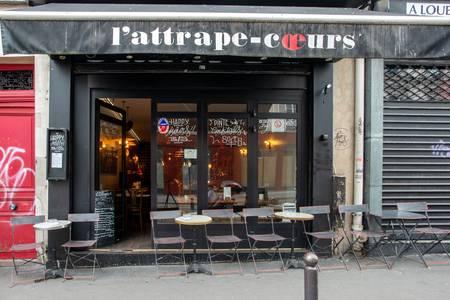 L'Attrape-cœurs, Bar Paris Sacré-Coeur #0