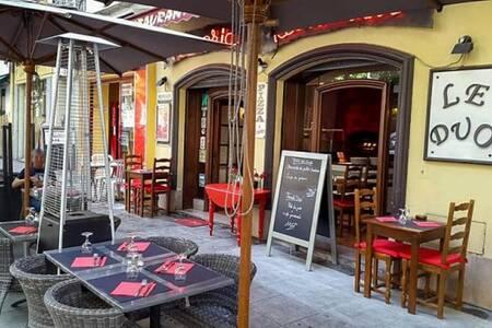 Le Duo, Restaurant Nice Vernier #0