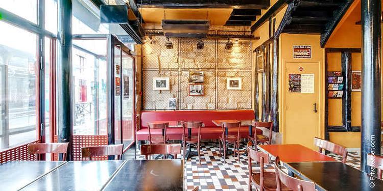 Les Furieux, Bar Paris Bastille #0
