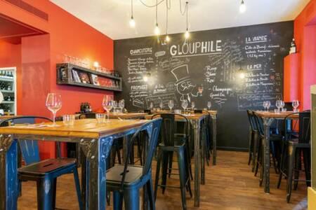 Le Glouphile, Restaurant Nice Le Port #0